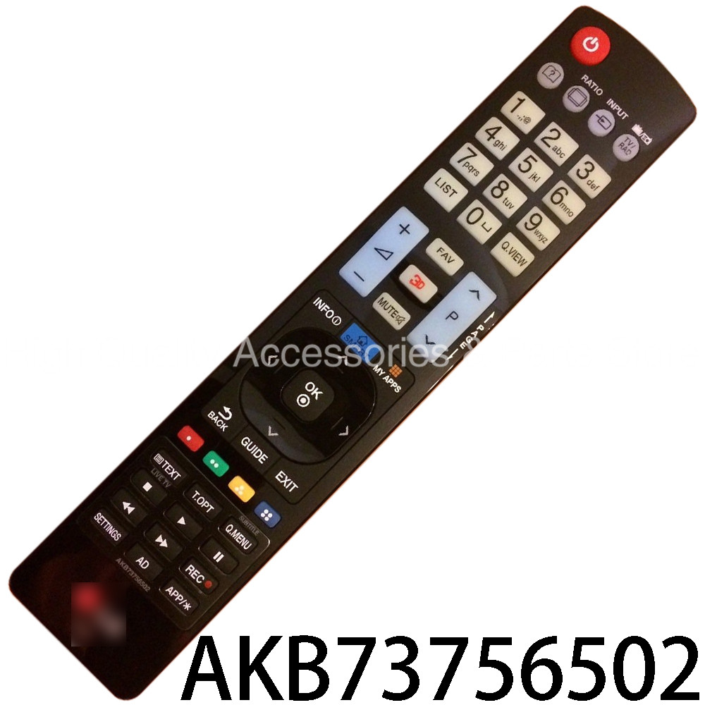 Orijinal Model Uzaktan Kumanda AKB73756502 LG LED LCD OLED TV